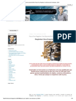 Pasos Para Registrar Una Empresa en Venezuela 2014