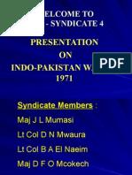 Indo Pakistan Campaign