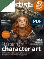 2D Artist Issue 104 August 2014