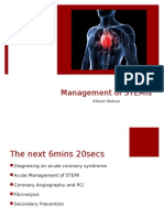 management of stemis