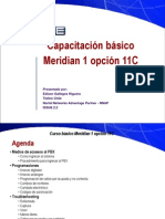 Capacitacion Básico Meridian 1 2da Parte v2.2