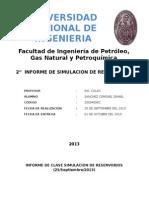 Informe 2 Simulacion Daniel Sanchez Coronel