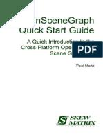 OSG Manual