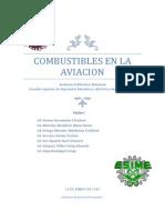 Investigacion Combustibles en La Aviacion