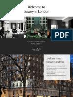 01 Grosvenor House Apartments by Jumeirah Living - Summary Presentation January 2014.pdf