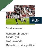Futball Americano