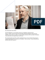 The Epic Fail of Assange and Wikileaks
