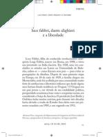 Luce Fabbri, Dante Alighieri e a Liberdade 2010