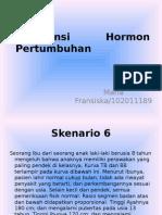 PPT - Defisiensi Hormon Pertumbuhan