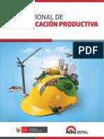 Plan Nacional de Diversificacion Productiva (1)