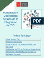 2. Fortalezas y Debilidades Del Uso de Las TIC