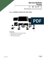 Códigos de Falla Volvo D13A