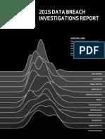 Verizon Data Breach Report 2015