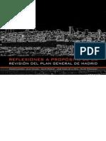 Reflexiones a Propósito de La Revisión Del Plan General de Madrid