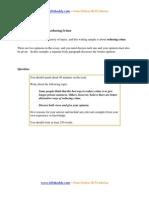 Task 2 Sample Essay Reducing Crime