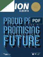 Vision Alberta Spring 2015