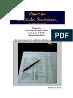 Auditoria de Estados Financieros, Su Proceso Paso a Paso