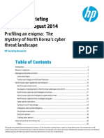 HPSR SecurityBriefing Episode16 NorthKorea