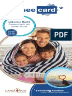 Ostseecard Flyer 2015/16