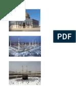 صور المسجد النبوي و قبة الصخرة