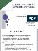 ALFRESCO CONTENT MANAGEMENT SYSTEM.pptx
