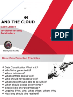 Cloud Data Protection Guidance - V1 Draft