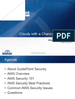 GPS - Cloud Security Overview Presentation
