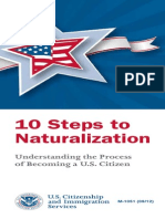 Usa Citizenship Guide