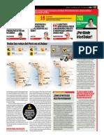 ¿Por dónde iría el Dakar en el Perú?