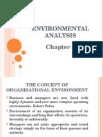 Chapter 3 Environmental Analysis