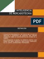 Sistema de Inteligencia de Mercadotecnia