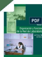organizacion y funcion de la red de laboratorio