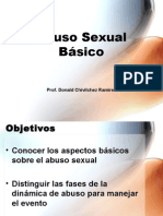 Abuso Sexual Básico