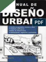 Jan Bazant - Manual de Diseño Ubano