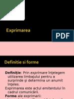 06Exprimarea