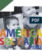 Brochure América Solidaria Perú2015