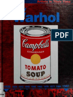 Andy Warhol (Artists in Their Time) (Art eBook)