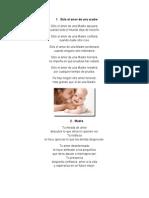 10 Poemas Al Dia de La Madre