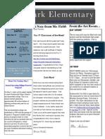 april 17, 2015 newsletter