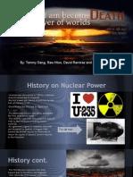 nuclear power presentation