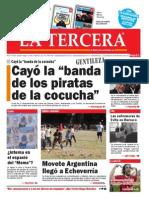 Diario La Tercera 17.04.2015
