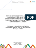 Seguridad Ante Las Emisiones de Rastacdiofrecuencia Rango (3 KHz-300 GHz)