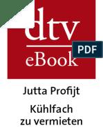 Kuhlfach Zu Vermieten - Profijt, Jutta