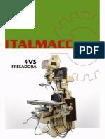 140 - Fresadora Matricera 4VS