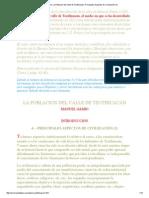 Manuel Gamio_ La Población Del Valle de Teotihuacán_ Principales Aspectos de Civilización (1)