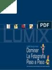 Manual fotografia lumix