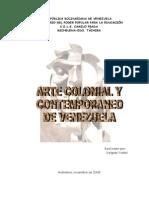 Arte Colonial de Venezuela