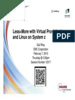 VirtualProvisioning