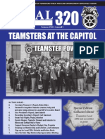 Teamsters Local 320 Newsletter Spring 2015