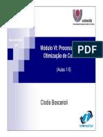 Processamento e Otimização de Consultas